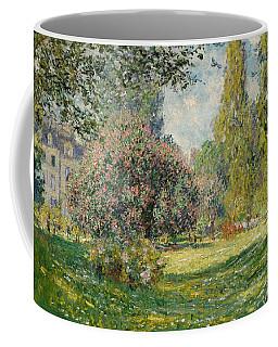 Landscape- Parc Monceau  Coffee Mug