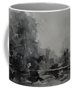 Landscape Value Study Coffee Mug