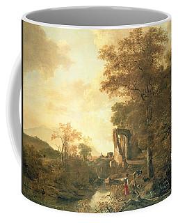 Landscape With Arched Gateway Coffee Mug