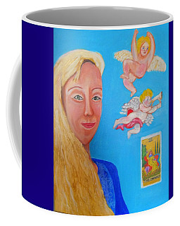 L'ange Coffee Mug