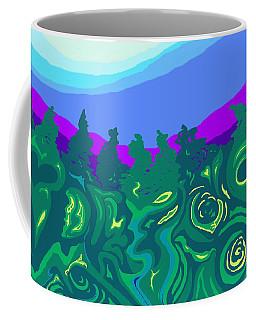 Language Of Forest Coffee Mug