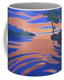 Languid Evening Coffee Mug