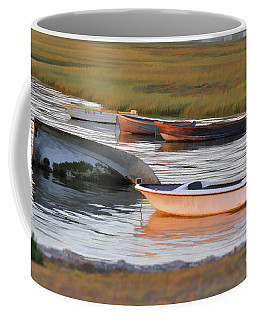 Languid Lagoon Coffee Mug