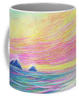 Lanikai Sunrise Coffee Mug