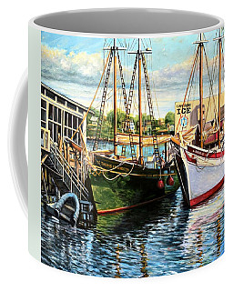 Lannon And Ardelle Gloucester Ma Coffee Mug