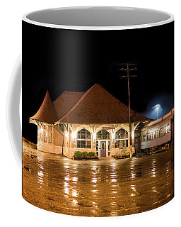Lansing Depot - Color  Coffee Mug