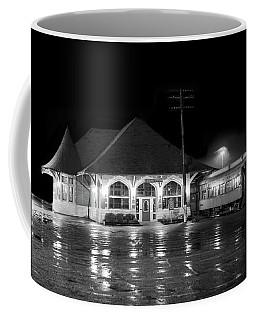 Lansing, Michigan Depot  Coffee Mug