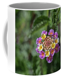 Lantana In Bloom Coffee Mug