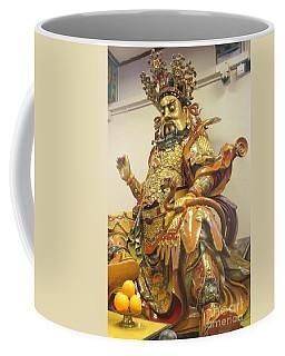 Coffee Mug featuring the photograph Lantau Island 42 by Randall Weidner