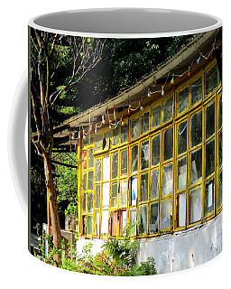 Coffee Mug featuring the photograph Lantau Island 46 by Randall Weidner