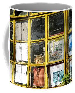 Coffee Mug featuring the photograph Lantau Island 47 by Randall Weidner