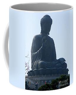 Coffee Mug featuring the photograph Lantau Island 49 by Randall Weidner