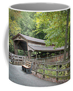 Lanterman's Mill Covered Bridge Coffee Mug