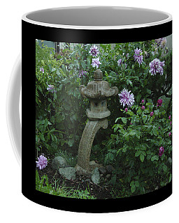 Lantern With Dahlia Coffee Mug