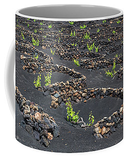 Lanzarote Vineyards Coffee Mug