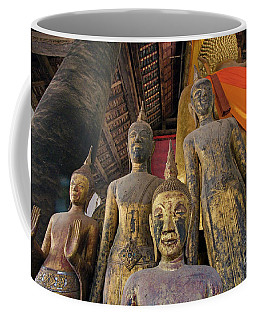 Coffee Mug featuring the photograph Laos_d186 by Craig Lovell