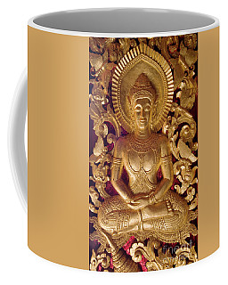 Coffee Mug featuring the photograph Laos_d264 by Craig Lovell