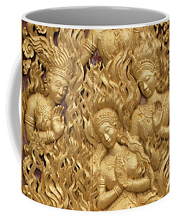 Coffee Mug featuring the photograph Laos_d60 by Craig Lovell