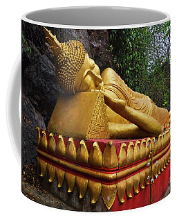 Coffee Mug featuring the photograph Laos_d602 by Craig Lovell