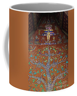 Coffee Mug featuring the photograph Laos_d92 by Craig Lovell