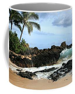 Lapiz Lazuli Stone Aloha Paako Aviaka Coffee Mug