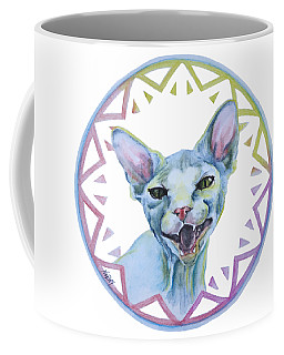 Lara Cat Coffee Mug