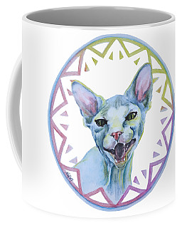 Lara Cat Coffee Mug