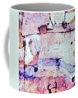 Coffee Mug featuring the painting Laredo by Dominic Piperata