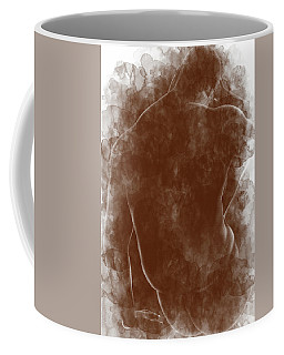 Large Man Backside Coffee Mug