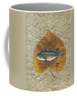 Large Mouth Bass #3 Coffee Mug