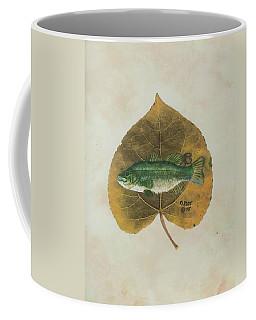 Large Mouth Bass Coffee Mug