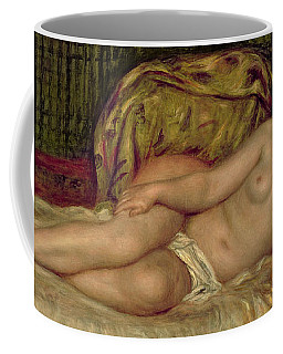 Large Nude Coffee Mug