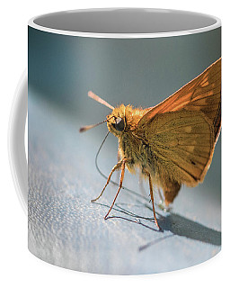 Large Skipper - Ochlodes Sylvanus Coffee Mug