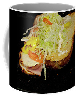 Large Sub Coffee Mug