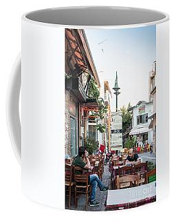 Larissa Old City Street View Coffee Mug