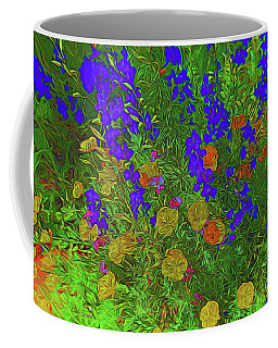 Larkspur And Primrose Garden 12018-3 Coffee Mug
