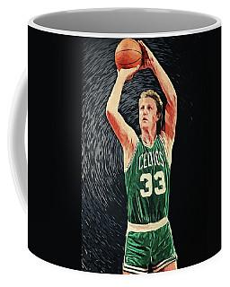 Larry Bird Coffee Mug