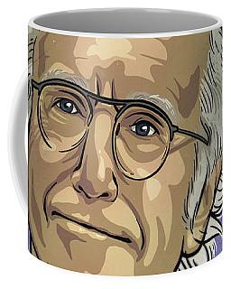 Larry David Coffee Mug
