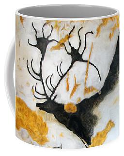 Lascaux Megaceros Deer 2 Coffee Mug