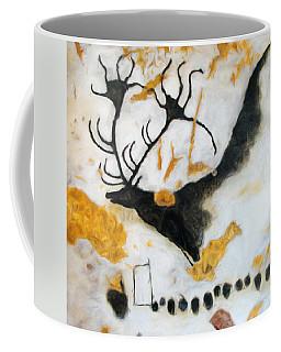 Lascaux Megaceros Deer Coffee Mug