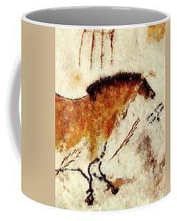 Lascaux Prehistoric Horse Detail Coffee Mug