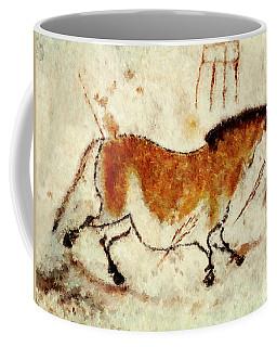 Lascaux Prehistoric Horse Coffee Mug