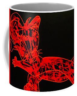 Laser Coffee Mug