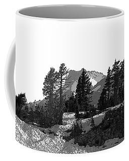 Lassen National Park Coffee Mug by Lori Seaman