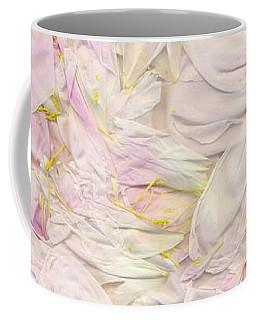Last Chance To Enjoy Peonies Coffee Mug