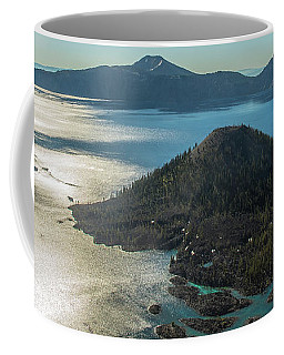 Last Crater View Coffee Mug