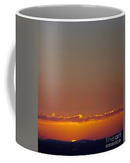 Last Glance Coffee Mug by Victor K