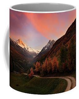 Last Illumination Coffee Mug