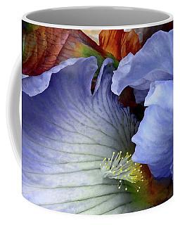 Last Iris Coffee Mug
