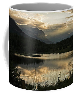 Coffee Mug featuring the photograph Last Light - 365-261 by Inge Riis McDonald